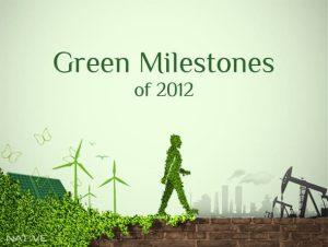 Green Milestones