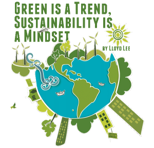 Sustainability is a Mindset