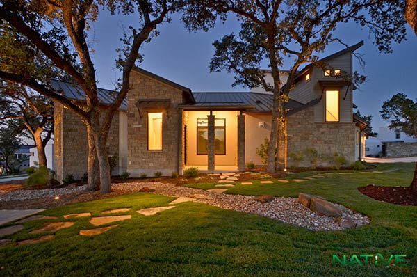 Luxury Green Home