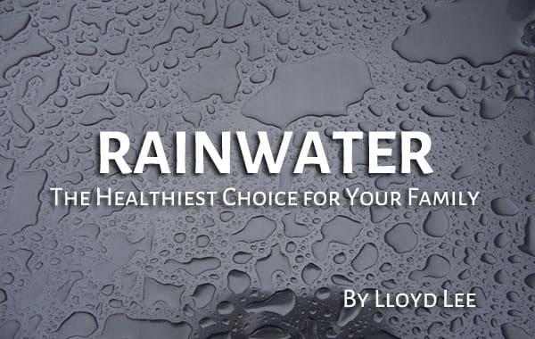 Healthy Rainwater