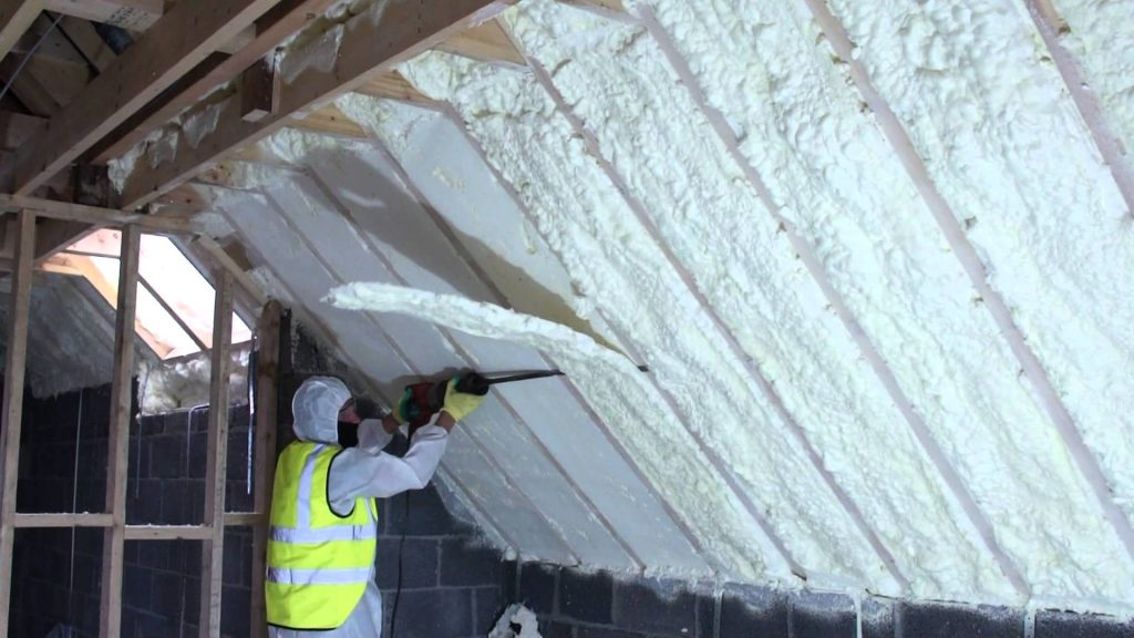 Building Envelope Spray Foam Insulation Windows More