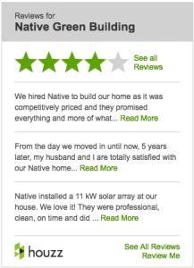native reviews houzz