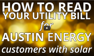 austin energy solar resources
