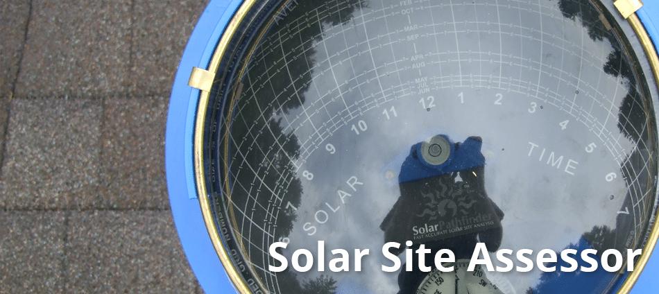 solar site assessor