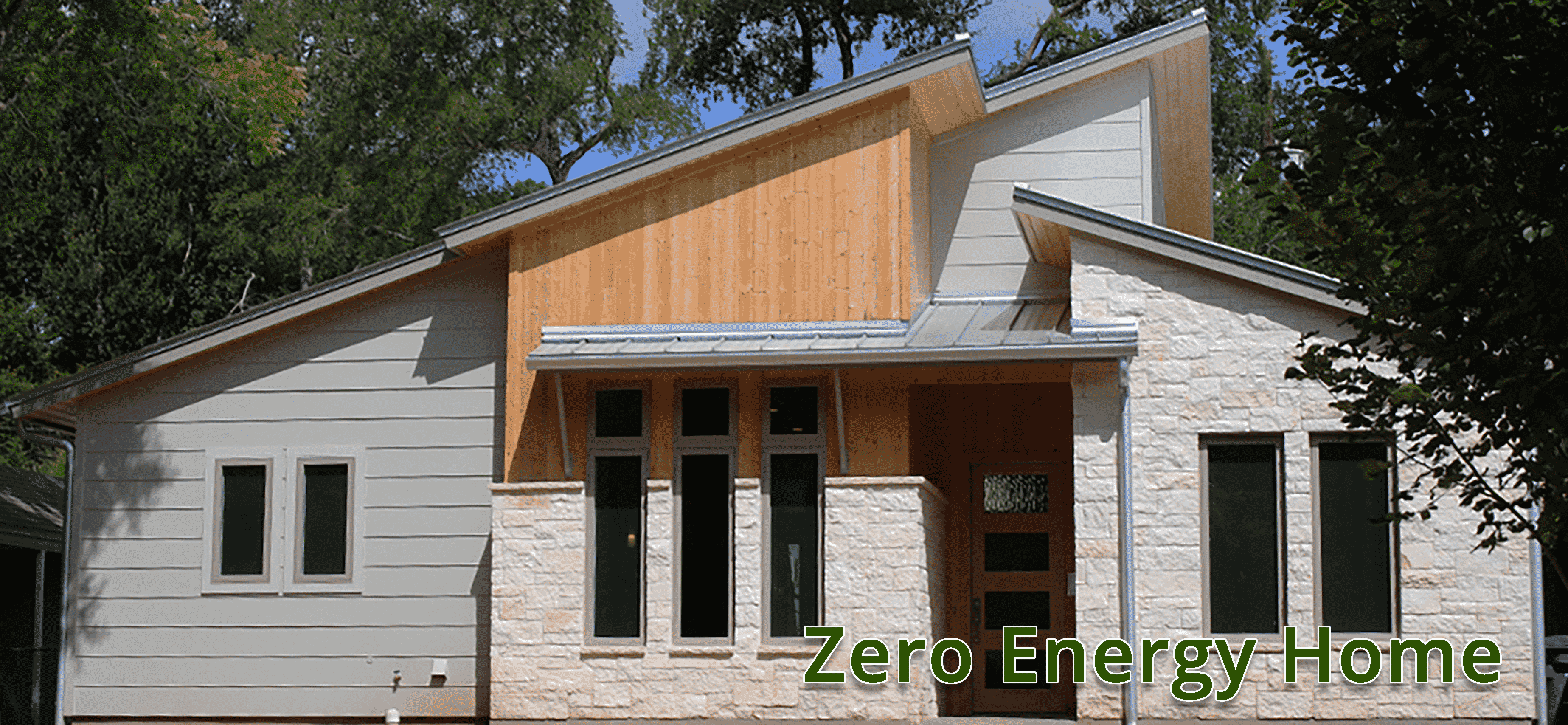 Zero energy home sustainable home building for Zero energy homes