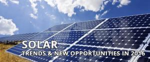2016 solar trends