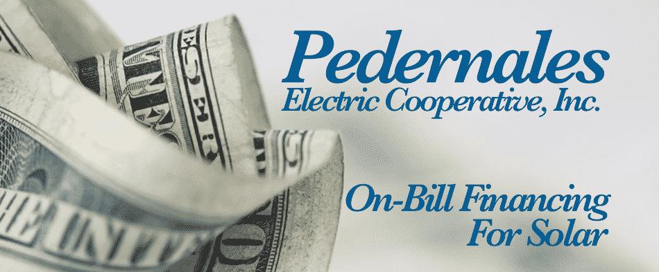 PEC On-Bill Financing