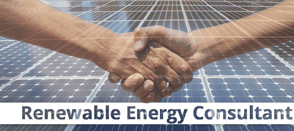 renewable energy consultant
