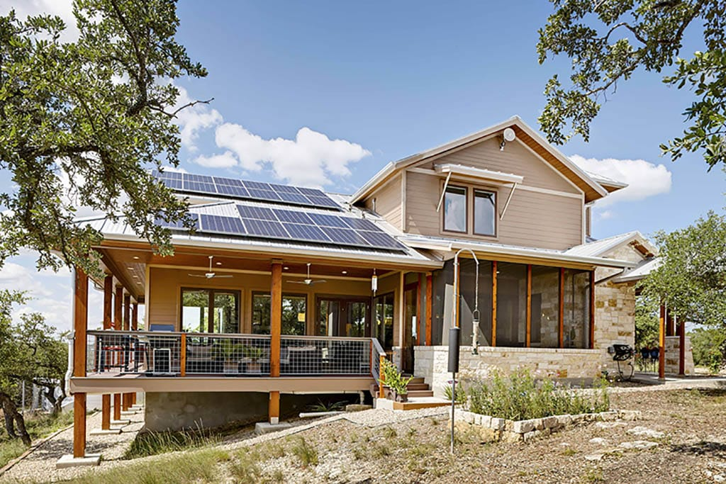 Vineyard Ridge Net Zero Home Construction Portfolio
