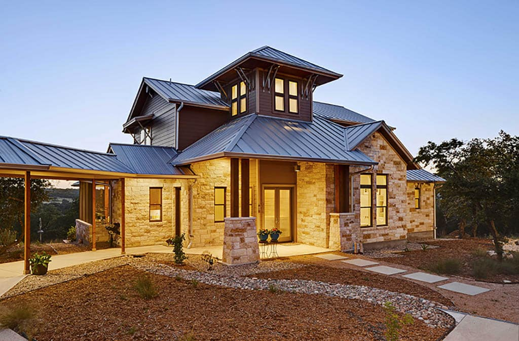 Custom Homes in Texas - NATiVE\'s Net-Zero Smart Energy Homes