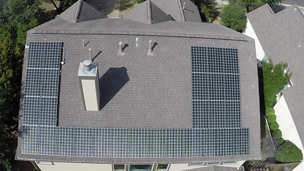 Residential Solar Panels Texas Solar Installer Native