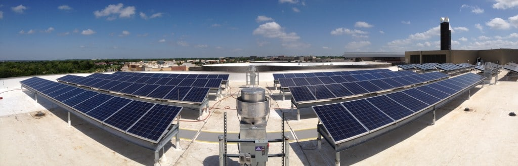 Camden Medical Center Commercial Solar Panels - San ...