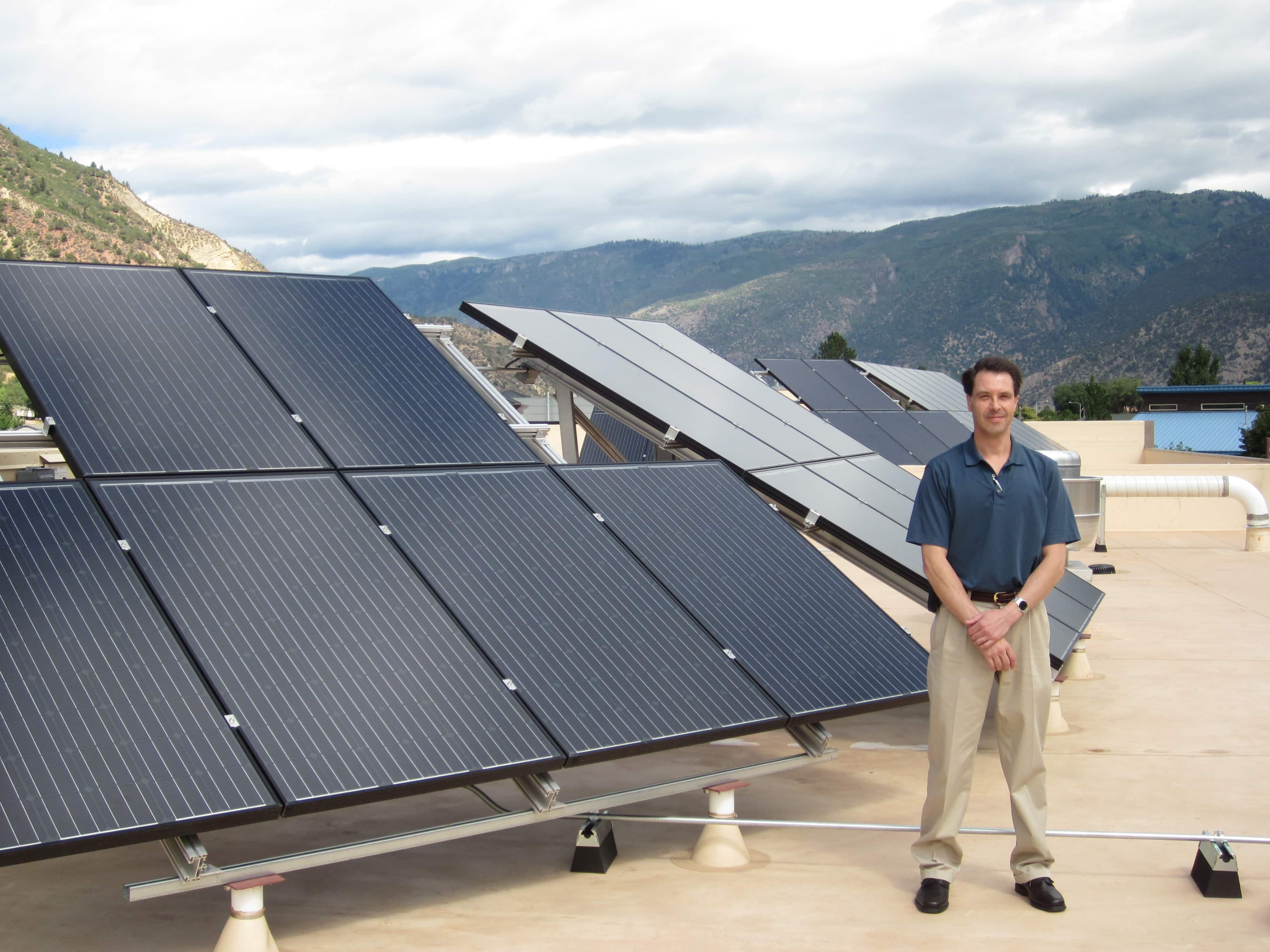 Small Businesses Benefit From Financing Solar Projects