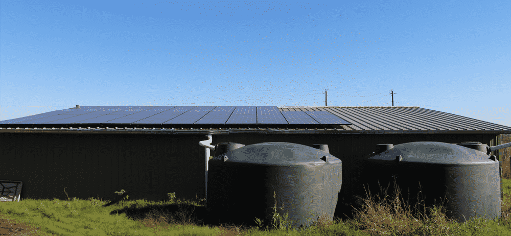 Tecolote Farm Goes Solar