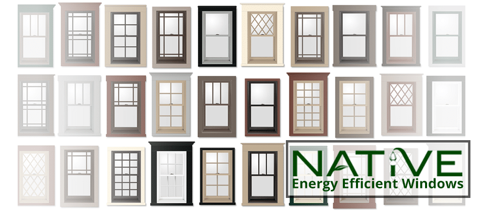 Building envelope spray foam insulation windows more for What makes a window energy efficient