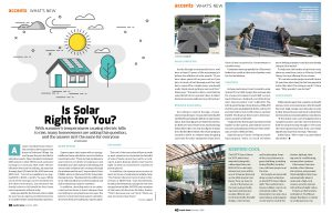 is solar right for you
