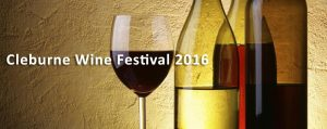 Cleburne Wine Festival