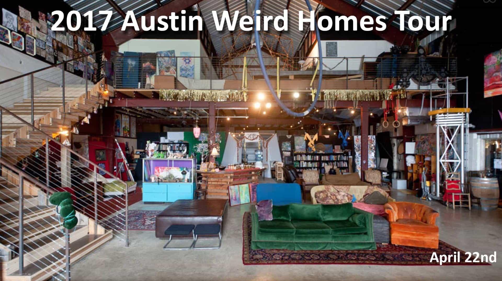 Austin Weird Homes