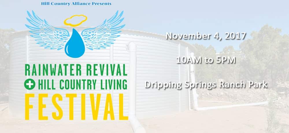 Rainwater Revival