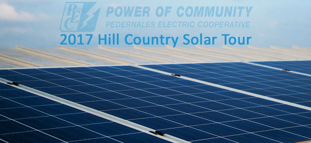Hill Country Solar Tour