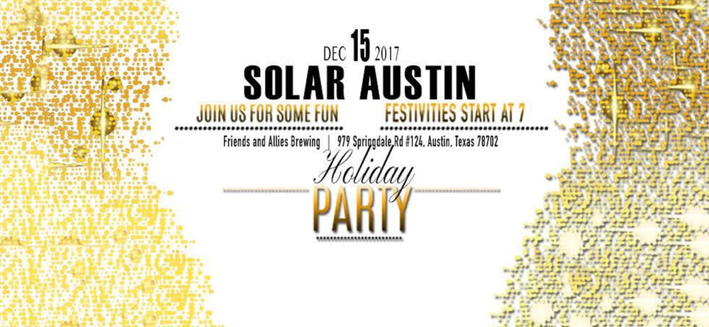 Solar Austin Holiday Party
