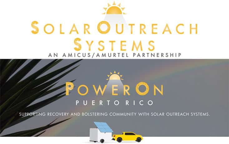 Portable Emergency Solar Power for Puerto Rico
