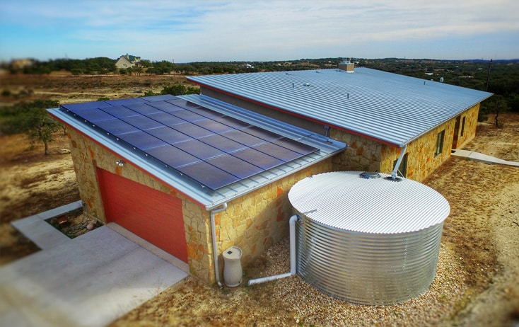 Incorporating Solar in your New Build