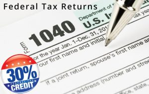 Federal Tax Returns